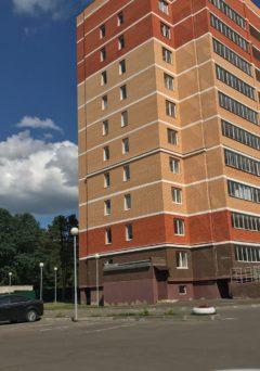 Жилой дом на 80 квартир