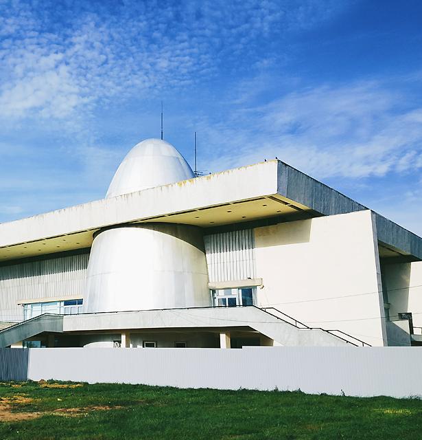 Музей космонавтики им. Циолковского
