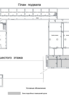 Реконструкция жилого корпуса Санатория «Ветеран»