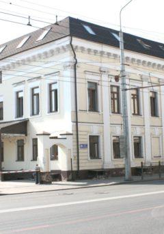 Реставрация дома купца и мецената Атлашкина