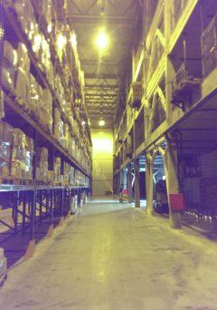 Торговый склад в г. Раменское